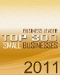 Top 300 Small Businesses of the South, Business Leader Magazine